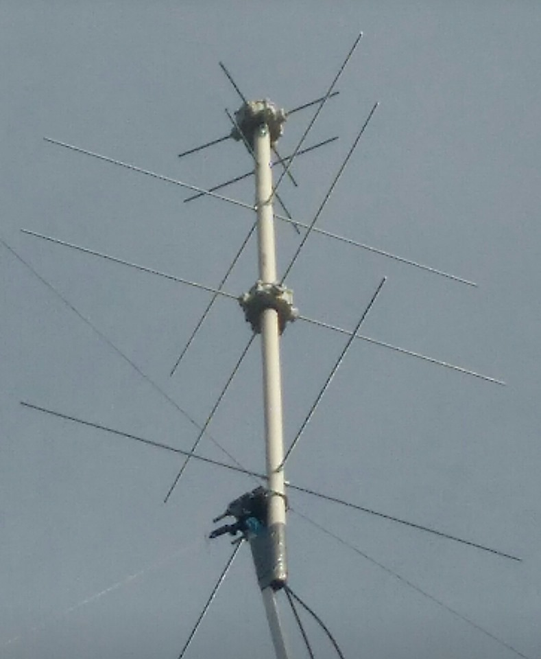 SQ3DHO Ground Station