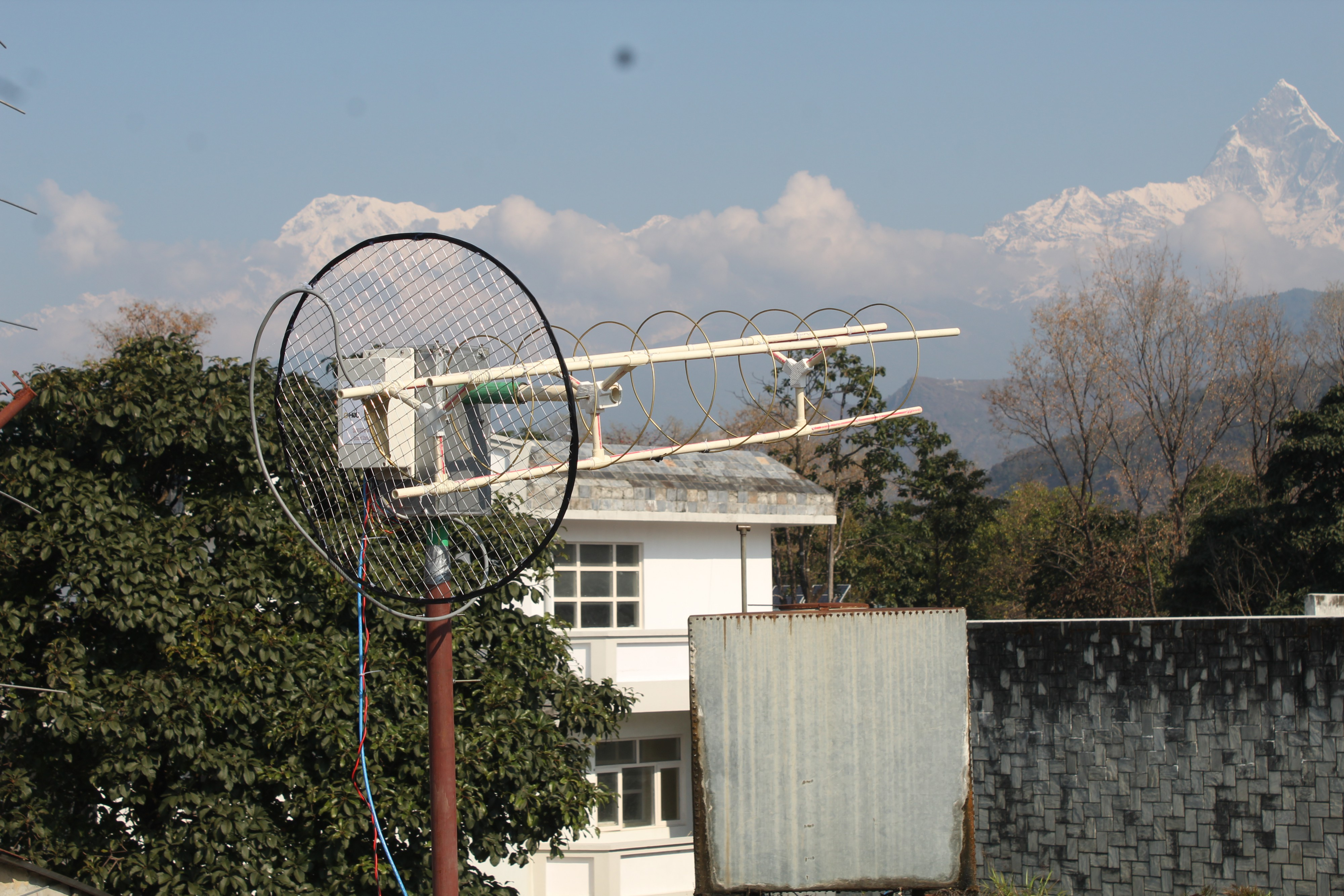 PN Campus Ground Station, Pokhara-ORION Space