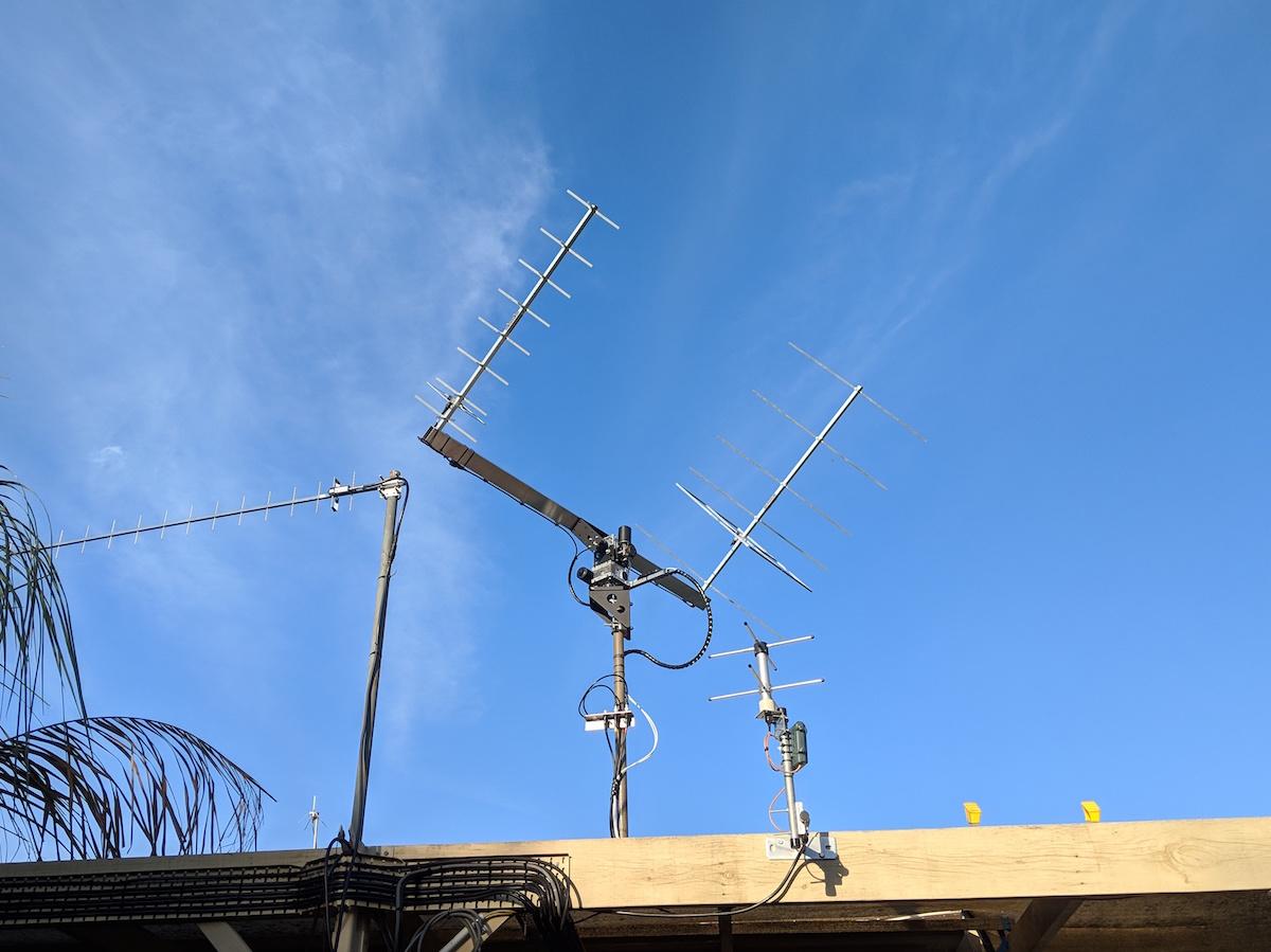 SatNOGS Network - Ground Station VK5QI-AZ/EL