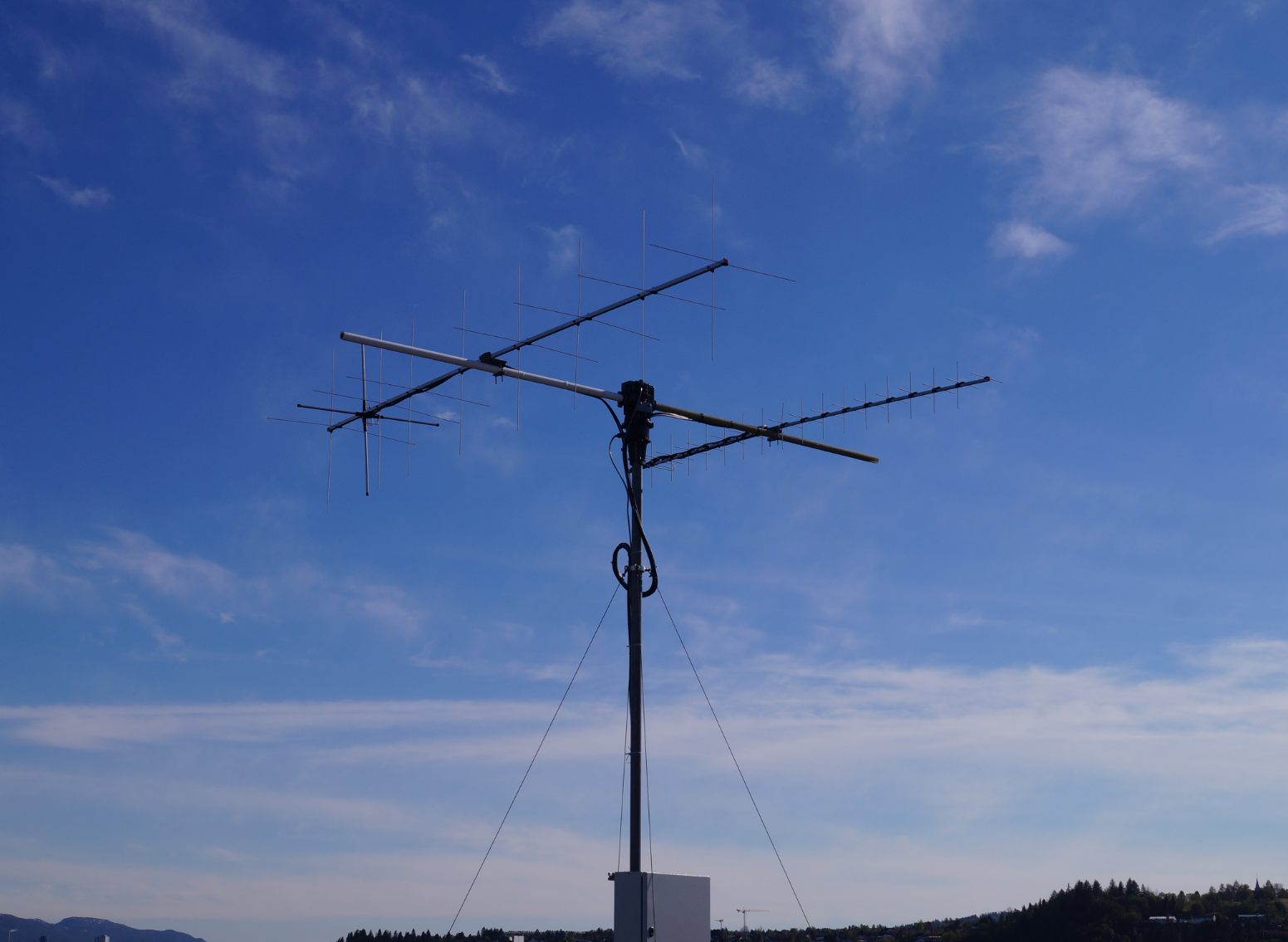 SatNOGS Network - Ground Station LA1NGS