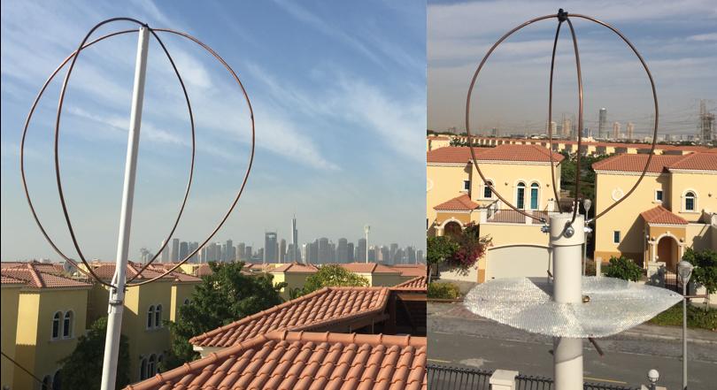 SatNOGS Network - Ground Station A65DC Dubai